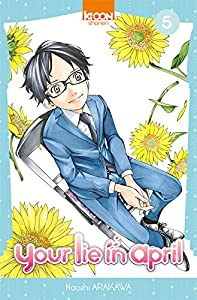 Your Lie in April Edition simple Tome 5