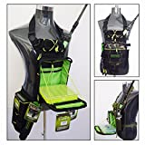 Best Tackle Bag - Ocamo Multifunction Waist Chest Bag Large Capacity Fishing Review