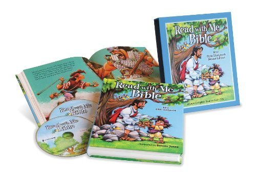 Read with Me Bible Deluxe Edition, NIrV by Zonderkidz (2013-02-05)