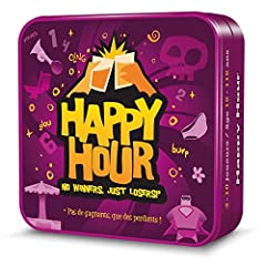 Idea Regalo - Asmodee – cghh01 – Happy Hour