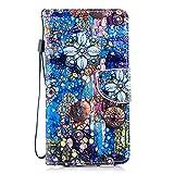 BONROY Galaxy S7 Edge Hülle,Handyhülle Samsung S7 Edge Tasche mit [TPU-Innenschale] [Kartenfach] [Standfunktion], Lederhülle in Bookstyle für Samsung Galaxy S7 Edge-(XC-Achat)