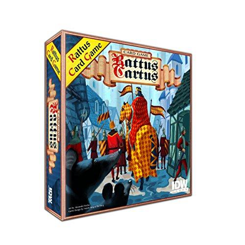 IDW Games IDW00683 - Rattus Cartus Brettspiel Preisvergleich