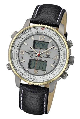 d44bc7d4c6 Eco Tech Time egt-11211 – 11L – Uhr für Männer, Titan-Armband