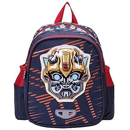 51fx9rQR wL. SS416  - Mochila Escolar Para Niños Adolescentes Ligeros Transformers Mochilas Para Niños Y Niñas Bolsas Escolares De 3-8 Años
