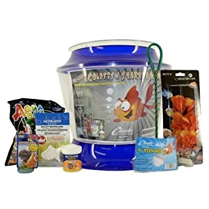 Cheeko Goldfish Starter Kit, X-Large, 17L