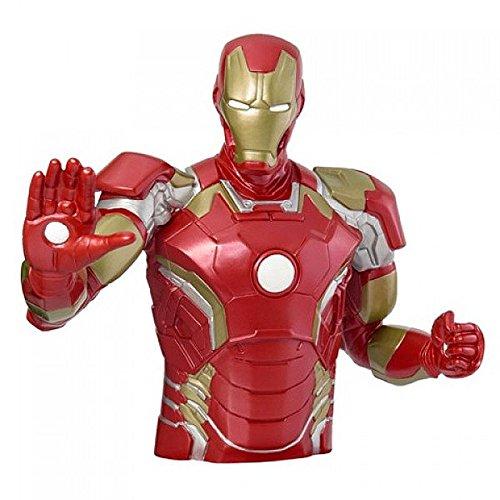 Close Up Marvel Iron Man ()