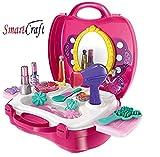 Best Girls Dolls - smartcraft Girl's Bring Along Beauty Suitcase Makeup Vanity Review