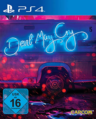 Devil May Cry 5 - Deluxe Edition (inkl. Steelbook) [ Sony PlayStation 4]
