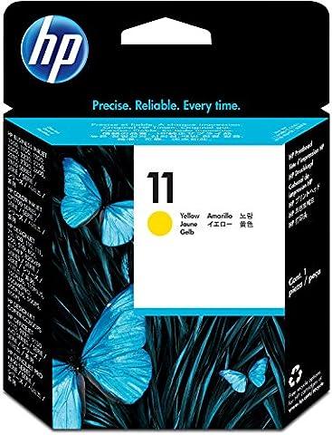 HP Tête d'impression d'origine Jaune