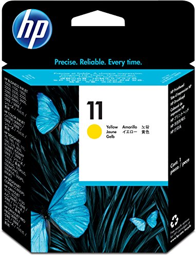 Hewlett Packard HP 11 Yellow Printhead C4813A lowest price