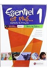 Descargar gratis Essentiel Et Plus 1 Livre Eleve - 9788496597037 en .epub, .pdf o .mobi