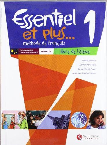 Essentiel Et Plus 1 Livre Eleve - 9788496597037
