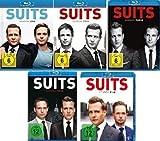 Suits Staffel 1-5 [Blu-ray]