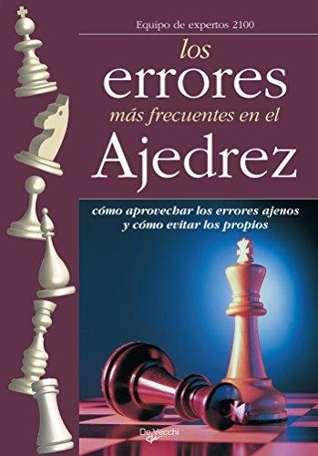 Errores en el ajedrez por Equipo de expertos 2100