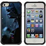 Minions Case Rugged Hybrid Armor Slim Protection Case Cover Shell FOR iphone 5S CASE Cover ,iphone 5 5S case,iphone5S plus cover ,Cases for iphone 5 5S / Dark Lord Vader Darth /