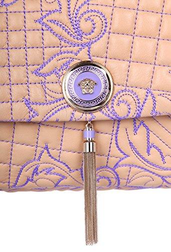 Versace Femme Sac à main Vanitas Barocco dbfe516dnar4 Beige