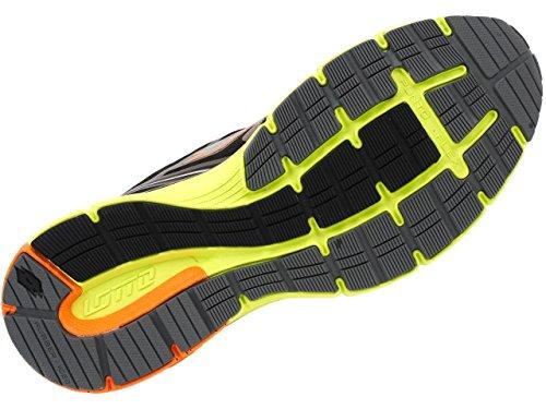 Lotto Sport Aq 400, Chaussures de Running Homme Vert Anis