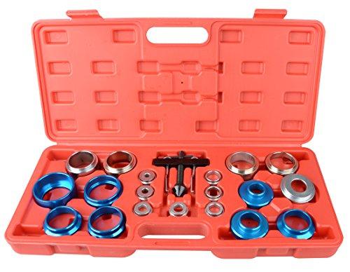 Nockenwelle Kurbel Kurbelwelle Oil Seal Remover Installer Tool zum Entfernen Set Kit (Kurbel-tool Zum Entfernen)