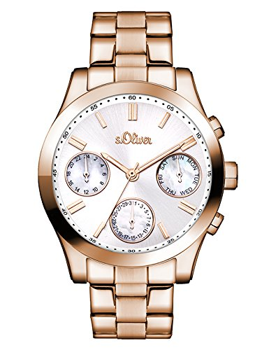 s.Oliver Time Women's Watch SO-3311-MM
