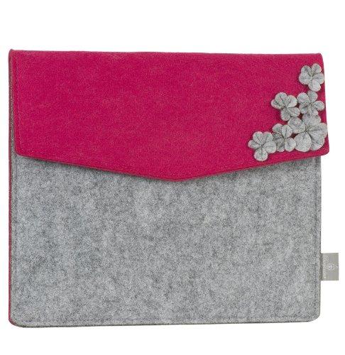Burgmeister Sleeve Ipad-/Tablet PC grau