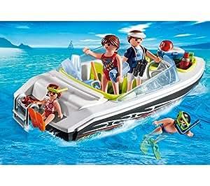 Playmobil - 4862 - Jeu de construction - Vedette familiale