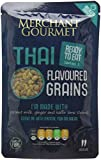 Merchant Gourmet Thai Flavoured Grains 125 g (Pack of 6)