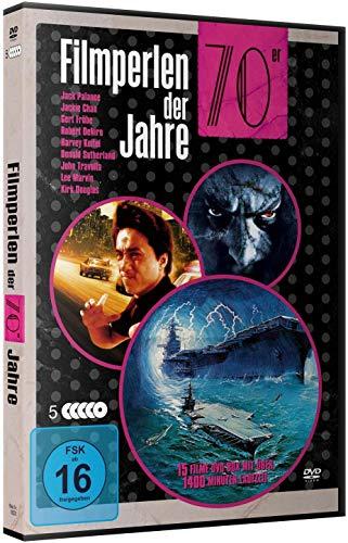 Filmperlen der 70er Jahre - Deluxe Box (5 DVDs)
