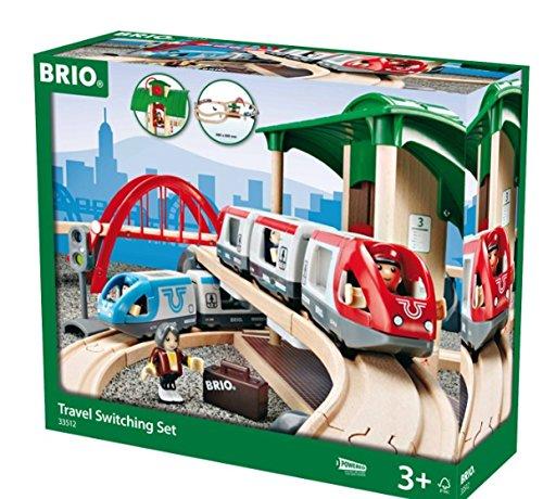 Brio 33512 - Großes Bahn Reisezug Set