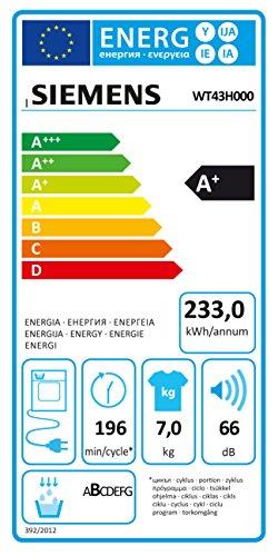 Siemens iQ300 WT43H000 iSensoric Wärmepumpentrockner - 2