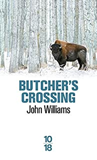 Butcher's crossing par John E. Williams