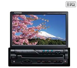 KENWOOD Autoradio multimédia KVT-526DVD + Câble auxiliaire - jack 3,5 mm .