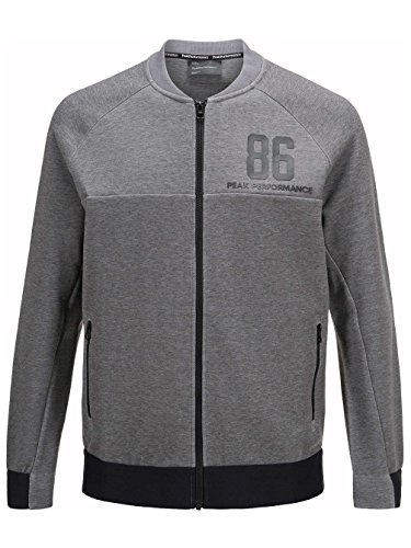 Peak Performance Sweatshirt Grey Melange
