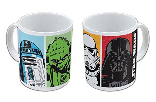 Star Wars - Taza mug ceramica (Stor 72807)