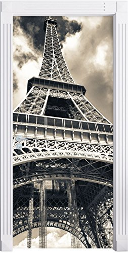 tour-eiffel-a-paris-splendid-murale-format-200x90cm-cadre-de-porte-porte-autocollants-decoration-de-