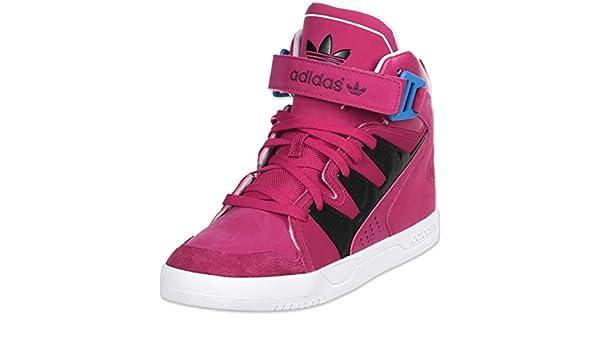 adidas Originals Basket Homme MC X 1 40, rougenoir