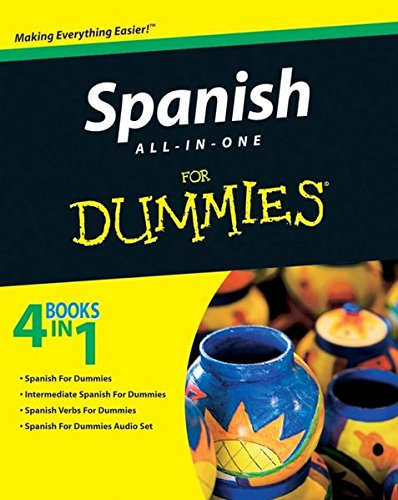Spanish All-in-One For Dummies (US Edition- Latin American Spanish)