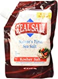 Redmond RealSalt Kosher Real Sea Salt Pouch, 16 OZ