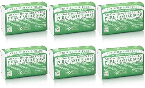 organic-green-tea-soap-bar-140g-pack-of-6