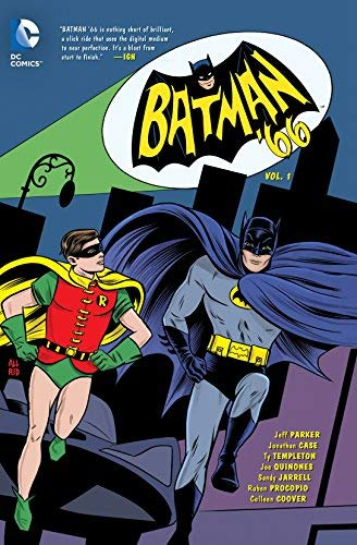 Batman '66 Volume 1 TP by Richard Case (Artist), Jeff Parker (30-Oct-2014) Paperback