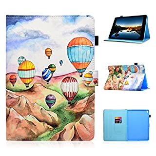 Case Cover For iPad Pro 9.7, Asnlove Premium Leather Case Book Folio Slim Protective Shell Cover with Card Slots Stand Function and Auto sleep/wake up function for Apple iPad Pro 9.7