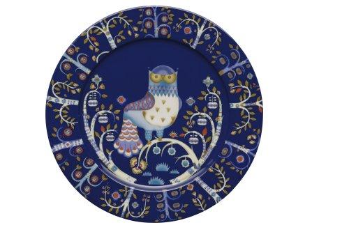 Iittala Taika Dinner Plate, Blue, 11-3/4-Inch by Iittala (Iittala Blue Plate)