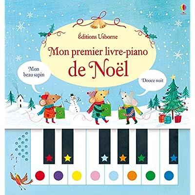 Mon premier livre-piano de Noël