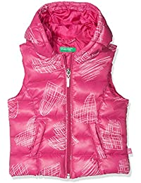 United Colors of Benetton Waistcoat, Chaleco para Niñas
