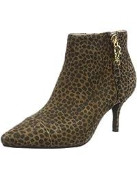 Shoe The Bear Damen Agnete Leo Kurzschaft Stiefel