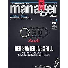 manager magazin 2/2019: Audi - Der Sanierungsfall