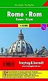 Freytag Berndt Stadtpläne, Rom, City Pocket - Maßstab 1:10 000