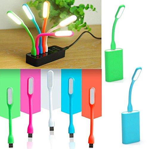 Flexible USB LED Light Lamp For Home (5V, 1.2W) (Multicolour)