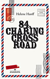 84 Charing Cross Road par Hanff