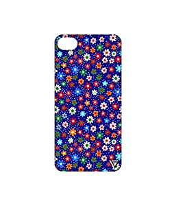 Vogueshell Flower Pattern Printed Symmetry PRO Series Hard Back Case for Apple iPhone 7