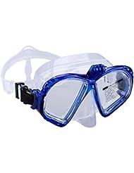 Supertrip Tauchmaske gopro mit kamera halterung Taucherbrille erwachsene dry Schnorcheln